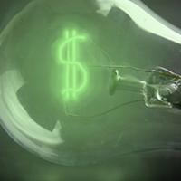 Light bulb money